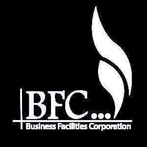 BFC white logo